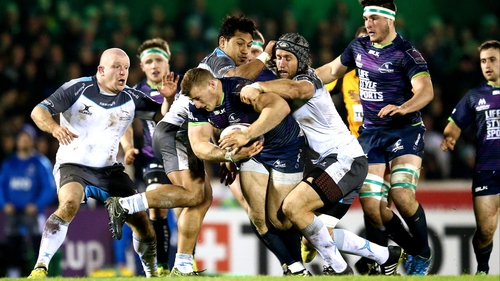 Connacht are seven points clear of Newcastle after their win