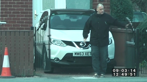 A private investigator acting for Aviva Insurance captured video footage of Jason Platt walking, driving and shopping