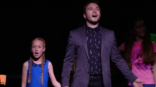 Westlife's Filan fundraises for sick children