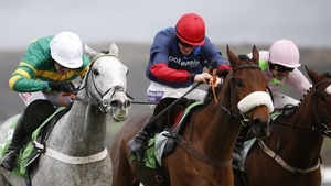 Sam Twiston-Davies and Old Guard kept the prize on home soil