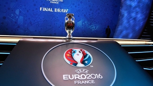 Euro 2016 begins on Friday 10 June