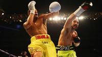 Spike O'Sullivan 'upset' by Eubank Jr stoppage