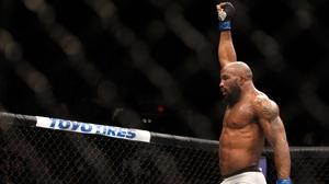 Yoel Romero has been cut by the UFC