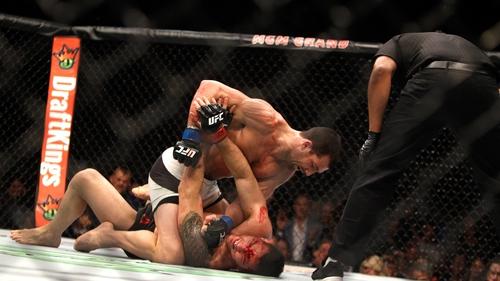 Michael Ring is seeking to regulate MMA in Ireland