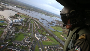There are concerns for further flooding in Athlone