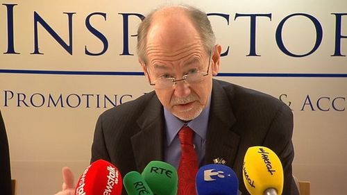 Garda Inspectorate chief Bob Olson said previous reforms in the 1990s had not been implemented