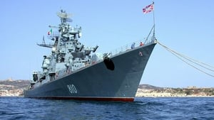 Russian warship Smetlivy was in the Aegean sea when the incident occurred