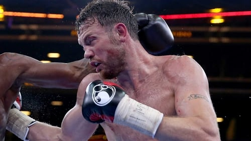 Andy Lee: 'He's not a hand-picked opponent, he's a genuine challenge and I have to be ready. If I'm not at my best I will lose.'