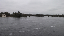 All gauges on the Shannon are showing a fall in water levels, according to the OPW