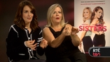 Tina Fey & Paula Pell talk to TEN's Sinead Brennan about their new comedy Sisters