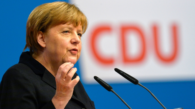Angela Merkel's Christian Democrats lost ground in all three states