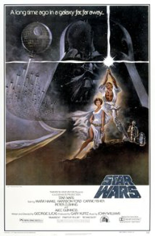 "The history of ""Star Wars"", the movie franchise"