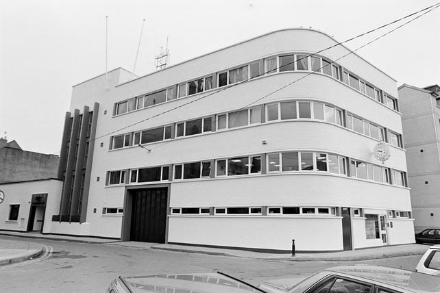 RTÉ Studios Cork (1995)