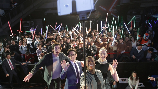 The force really is with the new Star Wars movie