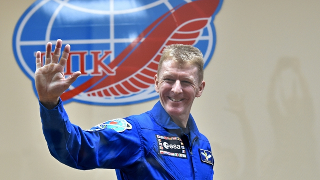 Major Tim Peake is the first British astronaut on the ISS and to carry out a spacewalk