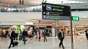 Dublin Airport has warned against wrapping Christmas presents