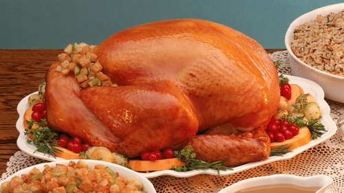 Kevin Dundon's Christmas Turkey: Today Show