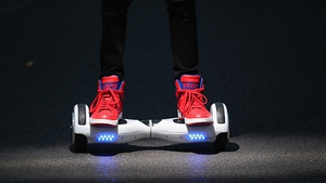The Competition and Consumer Protection Commission said hoverboards must bear the CE mark
