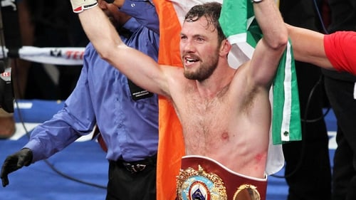 Under AIBA proposals, the likes of Andy Lee would be eligible for Olympic qualficiation