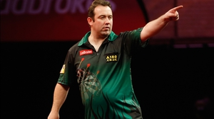 Brendan Dolan has changed his throw over the last month in order to get more consistency