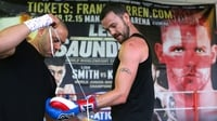 Andy Lee: All the pressure is on Saunders