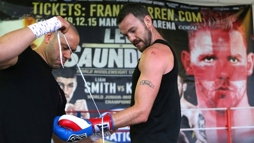 Andy Lee: 'I feel like it could be one of my best fights.'