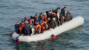 Rubber dinghys are being used more frequently for the perilous journeys