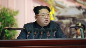 Kim Jong Un said North Korea has completed its goal of developing nuclear weapons