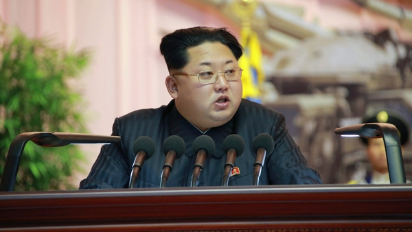 North Korean leader Kim Jong Un has said they will test a nuclear warhead