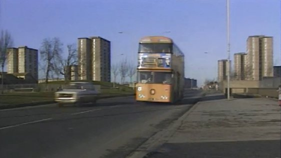 Ballymun Bus Dispute (1985)
