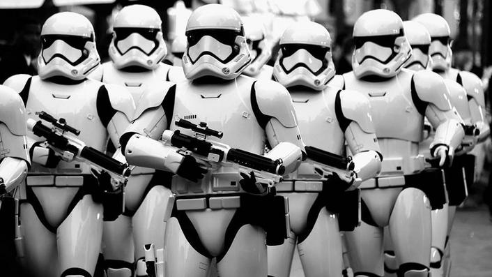 Star Wars tops Irish box office in 2015