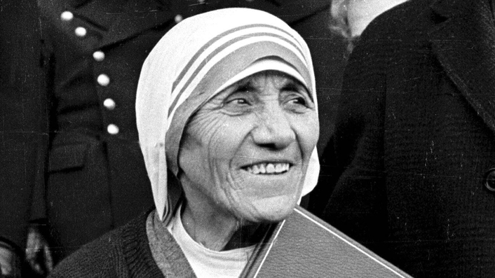 Mother Teresa to be made saint on Sunday