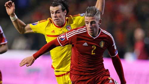 Toby Alderweireld: 'It's a difficult draw and we have a lot of respect for our opponents'