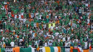 The ticket application may now be a lot easier for Irish fans
