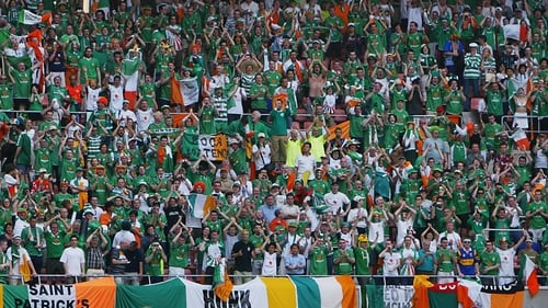 Ireland supporters will be hoping to get their hands of Euro 2016 tickets