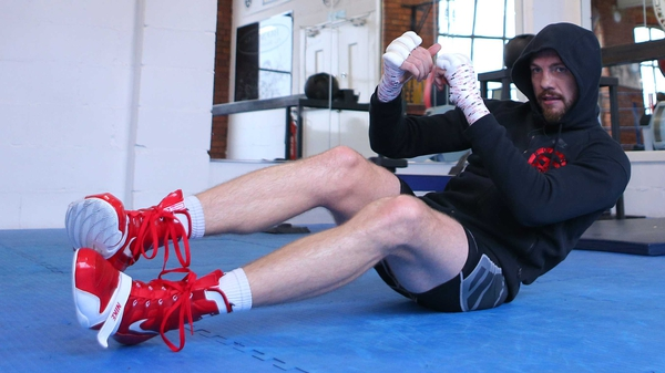 Andy Lee hopes for a good display against KeAndrae Leatherwood to set up a potential title shot