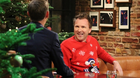 The Late Late Show Extras: Jason Byrne