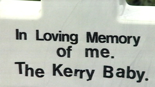 Previously secret information about the Kerry babies has come to light