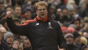 Jurgen Klopp: 'I am very emotional, I think Tony Pulis is similar, and there were a few words.'