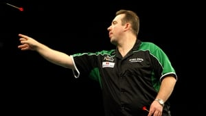 Brendan Dolan's World Championship dream was ended by Kyle Anderson