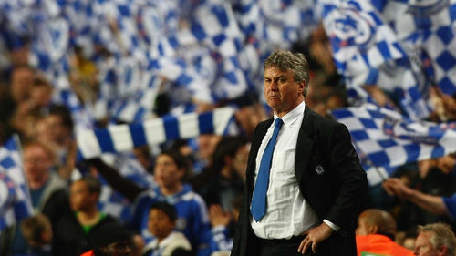 Guus Hiddink may be back in management as he turns 70