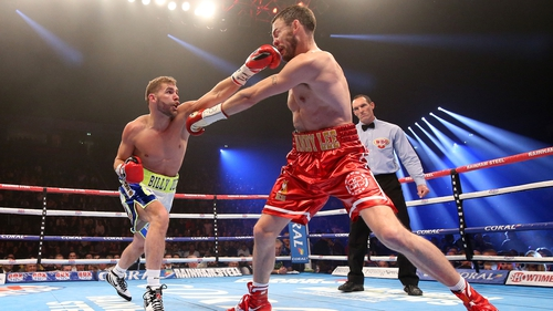 Andy Lee would be open to taking on Billy Joe Saunders again, but admits it is unlikely