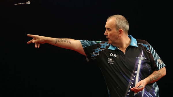 Phil Taylor: 'I want to be Tony McCoy. I want to be David Beckham, Ronnie O'Sullivan. I want to be the best there has ever been.'