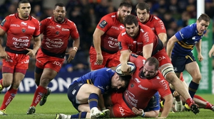 Leo Cullen: 'Five or six years ago the likes of Toulon, they didn't exist really as a European force.'