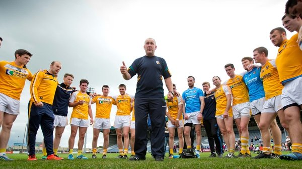 Antrim are closing in on promotion