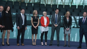 The Apprentice - tonight in the nail-biting final the two colleagues choose vital colleagues to help them secure the £250,000 investment sum