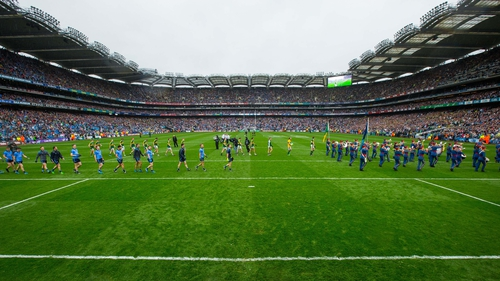 Dublin and Kerry meet for only the third time in a league final