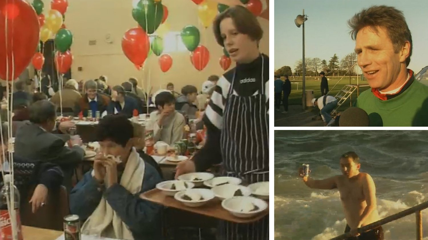 RTÉ Archives | Celebrations | Christmas Day Activities