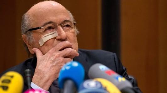 FIFA: Blatter and Plantini Ban