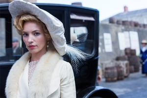 Alison Byrne is the designer behind the fantastic costumes in Rebellion